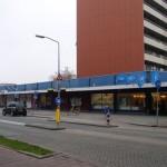Gezicht vanaf Amstellandlaan